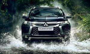 Ô tô SUV Mitsubishi giảm 180 triệu, 'quyết chiến' Toyota Fortuner