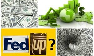 Thất nghiệp giảm mạnh, tiền lương tăng nhanh hỗ trợ Fed tăng lãi suất