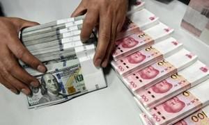 Trung Quốc: Dự trữ ngoại hối tăng tháng thứ 8 liên tiếp lên 3.109 tỷ USD