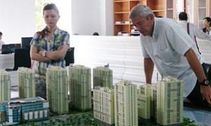 Tạo đòn bẩy cho người nước ngoài mua nhà