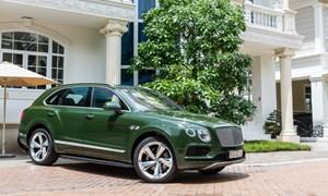 Cận cảnh siêu xe SUV Bentley Bentayga giá khoảng 20 tỷ đồng