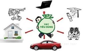 """Người Việt """"phóng tay"""" vay tiêu dùng"""