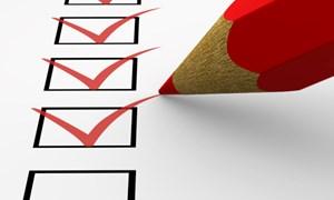 Điểm mới trong công tác đánh giá, phân loại cán bộ, công chức, viên chức
