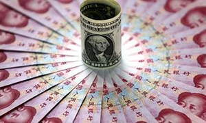 Nhân dân tệ tăng giá so với USD dù tỷ giá tham chiếu tiếp tục giảm