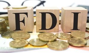 10 tháng năm 2017, FDI vào Việt Nam tăng tới 37,4% so với cùng kỳ