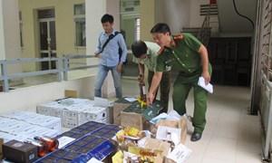 Thu ngân sách gần 81,3 tỷ đồng từ chống buôn lậu, gian lận thương mại và hàng giả