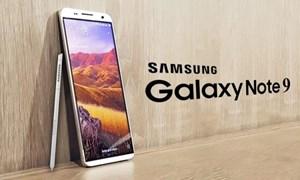 """Galaxy Note 9 được Samsung gọi tên là """"Ngôi báu"""""""