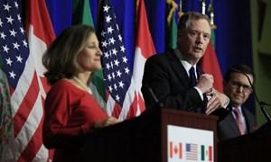 Ba nước Bắc Mỹ bắt đầu vòng 5 tái đàm phán NAFTA tại Mexico