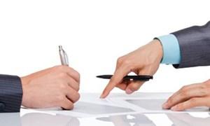 Cẩn trọng khi ký hợp đồng vay tiêu dùng