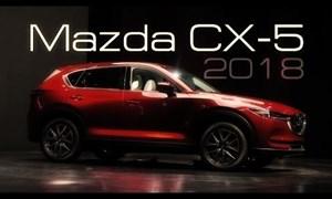 """Mazda CX-5 thế hệ mới """"trình làng"""" thị trường Việt"""