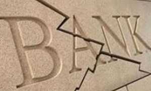 Có luật vẫn khó phá sản ngân hàng