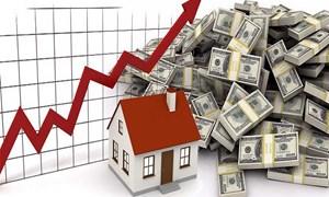 Dòng vốn chuyển dịch vào bất động sản
