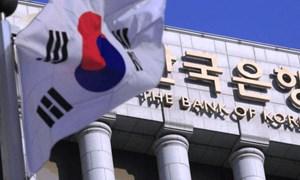 Hộ gia đình Hàn Quốc đối mặt áp lực nợ vay tăng