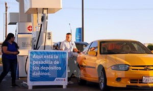 Giá dầu thô Mỹ xuống mức thấp nhất hai tháng qua