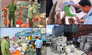 Siết kiểm tra, kiểm soát, phòng chống buôn lậu và gian lận thương mại