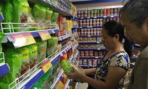 Ngành hàng tiêu dùng nhanh tại nông thôn vượt thành thị