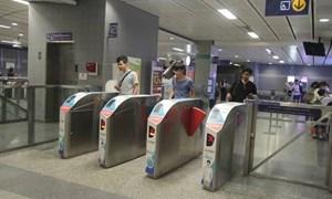 Triển khai soát vé tự động tại ga Hà Nội và ga Sài Gòn