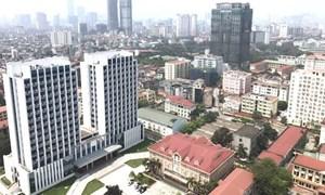 Giá văn phòng cho thuê ở TP. Hồ Chí Minh cao hơn Hà Nội