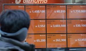 Hàn Quốc sắp ban hành dự luật cấm giao dịch tiền ảo
