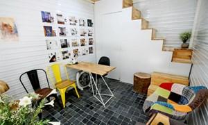 Những ngôi nhà Việt hơn 10 m2 lên báo nước ngoài
