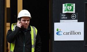 Anh: Gần 20.000 người có nguy cơ mất việc vì Carillion phá sản