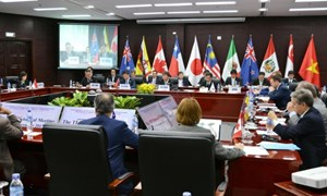 Hoàn tất đàm phán, TPP-11 sẽ được ký vào tháng 3