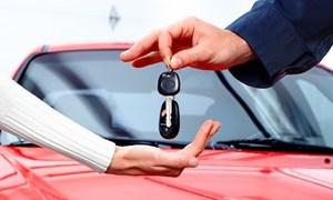 Cẩn trọng khi đặt cọc mua xe ôtô thời điểm cận tết