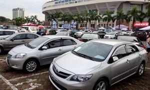 Siết chặt quy định về ô tô nhập khẩu