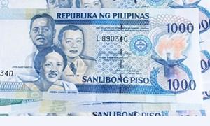 Nợ tồn đọng của Philippines gần chạm 130 tỷ USD năm 2017
