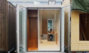 Căn nhà 9 m2 có đủ mọi tiện ích
