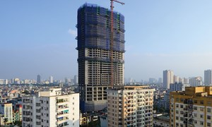 Vốn FDI vào bất động sản tăng tính thanh khoản cho thị trường