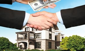 Giao dịch bất động sản khởi sắc