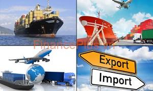 Kim ngạch xuất nhập khẩu: Hướng tới 500 tỷ USD