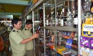 Buôn lậu, gian lận thương mại dịp Tết Nguyên đán không có diễn biến phức tạp