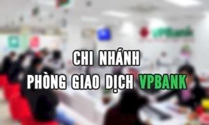 VPBank Đồng Hới chuyển địa điểm giao dịch tạm thời