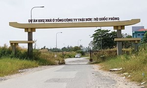 Dự án chậm triển khai tại TP. Hồ Chí Minh trước nguy cơ bị thu hồi