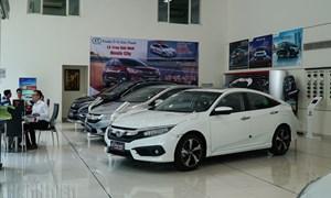 Tháng 2/2018, thị trường Việt Nam nhập khẩu 196 ôtô nguyên chiếc