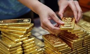 Giá vàng biến động trong biên độ hẹp