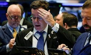Thị trường chứng khoán Mỹ quay đầu giảm sau khi Fed tăng lãi suất