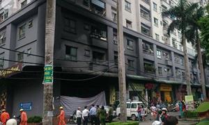 Chủ đầu tư chung cư bị cháy Carina Plaza là ai?