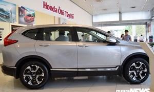 Giá xe không ổn định, 4 dòng xe nhập khẩu bất ngờ tăng giá