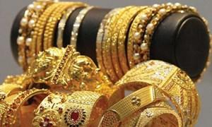Bất đồng thương mại Mỹ - Trung đẩy giá vàng thế giới tăng 1,4%