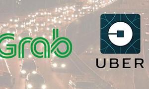 Chính thức điều tra vụ việc Grab mua lại các hoạt động của Uber tại Việt Nam