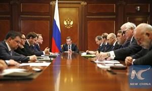 Nga cam kết bảo vệ nền kinh tế trước sự trừng phạt của phương Tây
