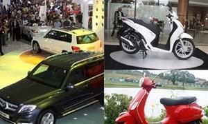 Toàn cảnh thị trường ô tô xe máy năm 2017