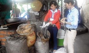 Giám sát, kiểm tra, thanh tra cơ sở sản xuất, chế biến sản phẩm cà phê