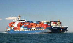 Khối ngoại lấn át vận tải xuất nhập khẩu