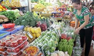 Chợ thí điểm bảo đảm an toàn thực phẩm: Niềm tin của người tiêu dùng