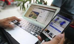 Gian nan thu thuế kinh doanh qua mạng