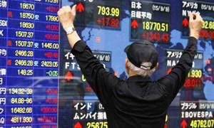 Lo ngại về Italy tạm lắng, chứng khoán châu Á tăng trở lại